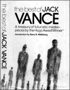 The Best of Jack Vance ,1975